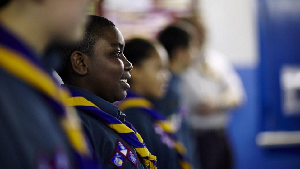 Scout programme